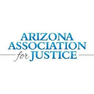Arizona Association for Justice Logo