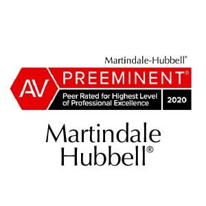 Martindale Preeminent Logo